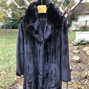 Vintage Full Length Mink Coat